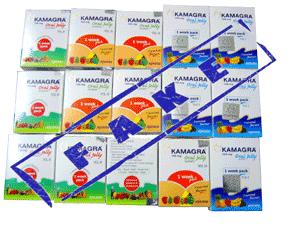 Kamagra, Viagra, Cialis